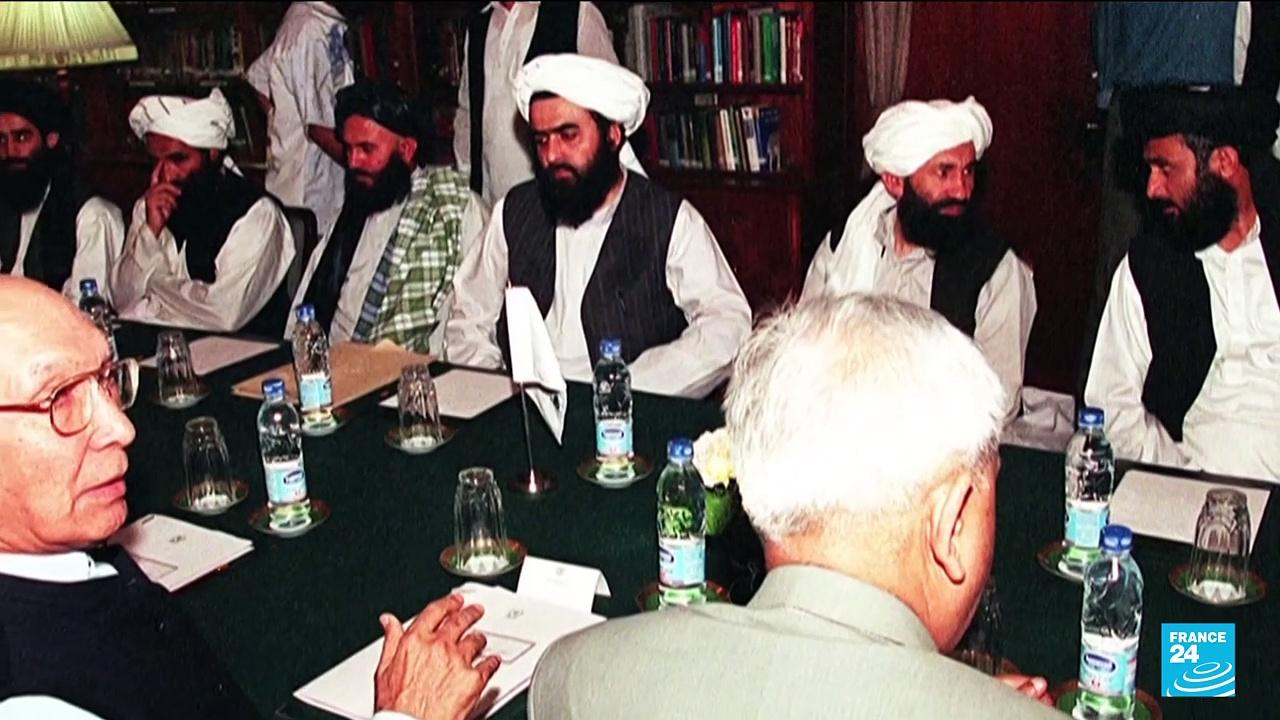 Taliban form all-male Afghan government of old guard members
