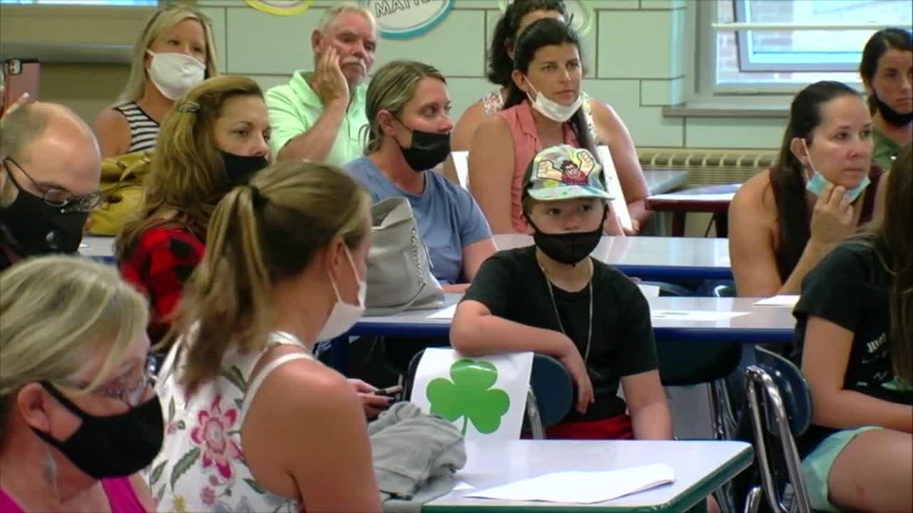 Parents call for Frontier CSD to disobey state mask mandate