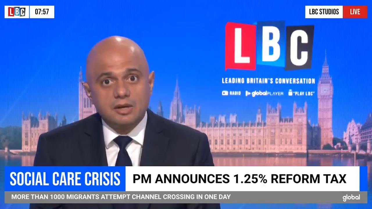 Sajid Javid insists new taxes needed despite £350m Brexit boost