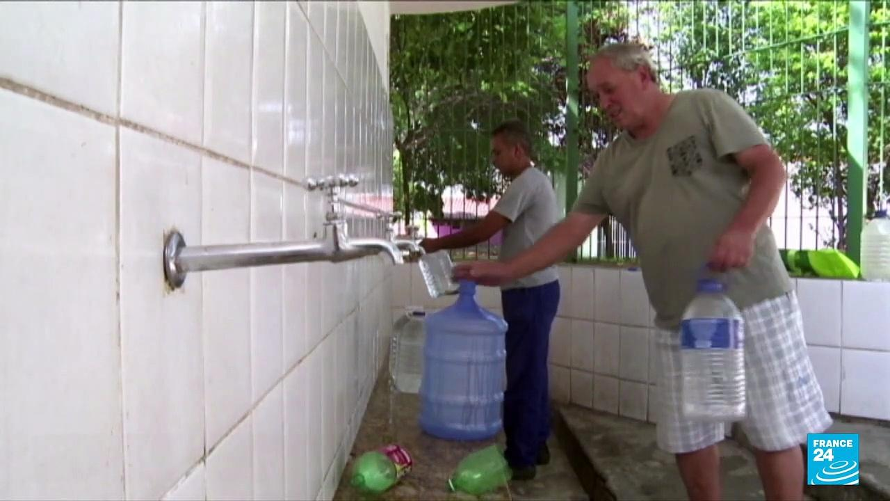 Drought squeezes Brazil's electricity supply