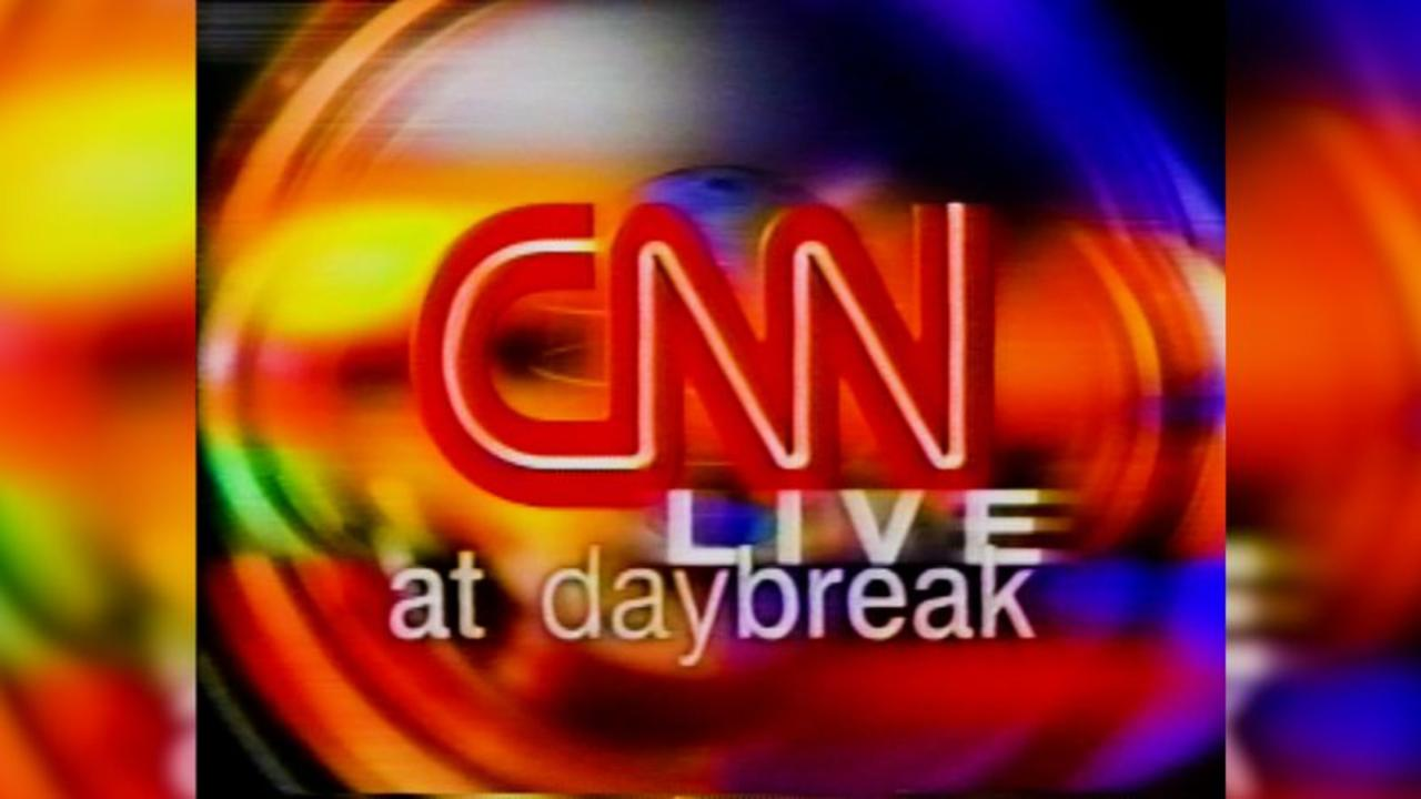 Watch: CNN was covering these stories just before the 9/11 attack