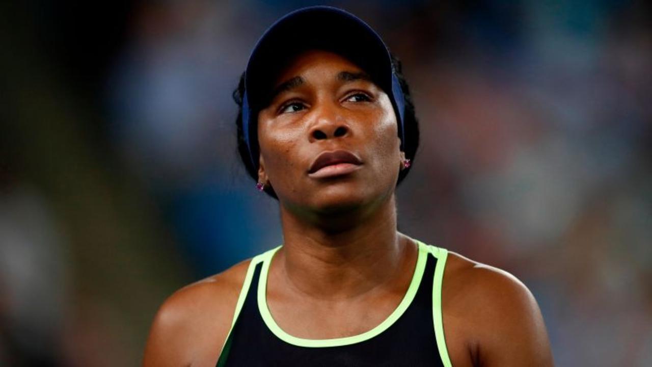 Venus Williams steps up to spotlight mental health