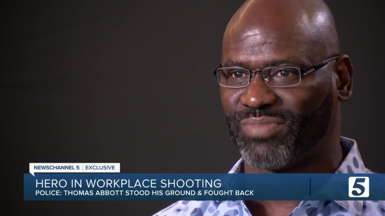 Smile Direct Club warehouse manager's actions saved lives after gunman opened fire