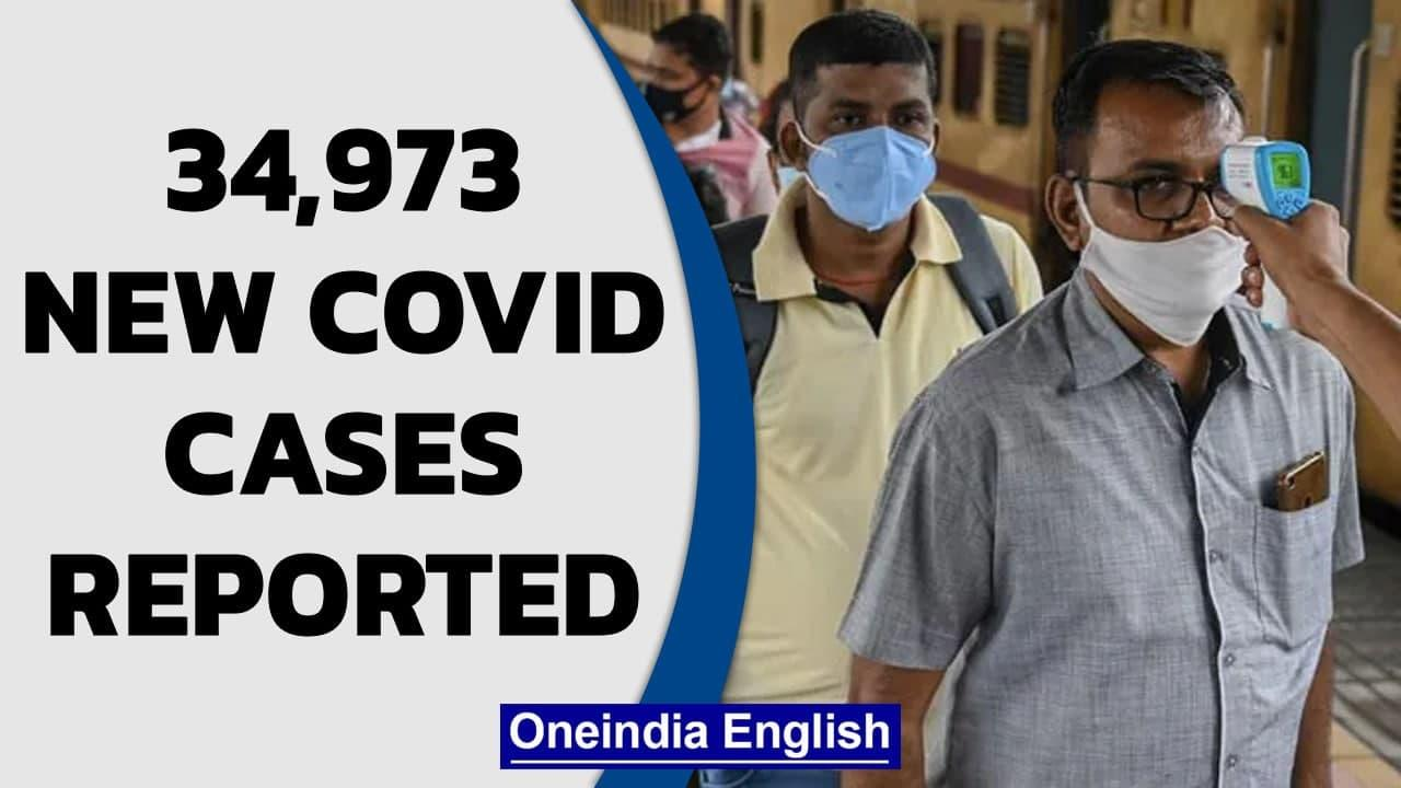 Covid Update: India reports 34,973 new cases in 24 hours | Oneindia News
