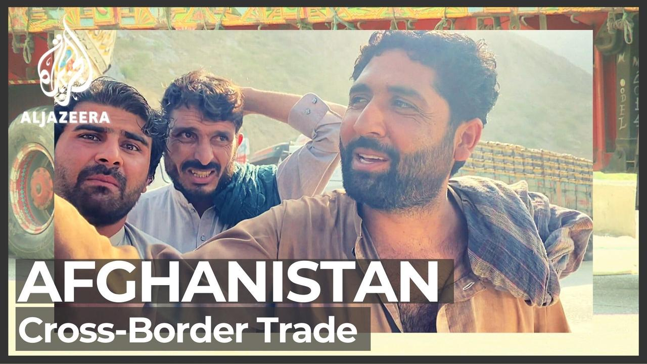 Afghan-Pakistan border trade already thwarted as crisis looms