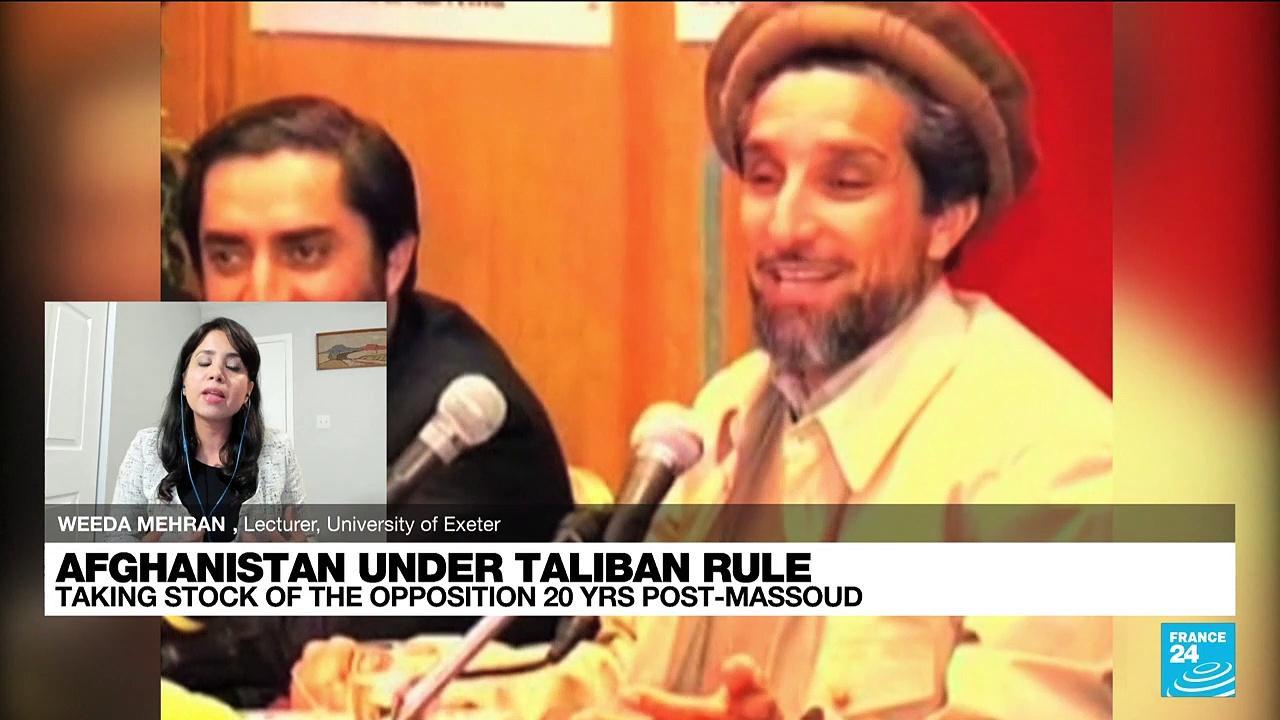 20 years on, the legacy of Afghanistan's 'Lion of Panjshir' endures