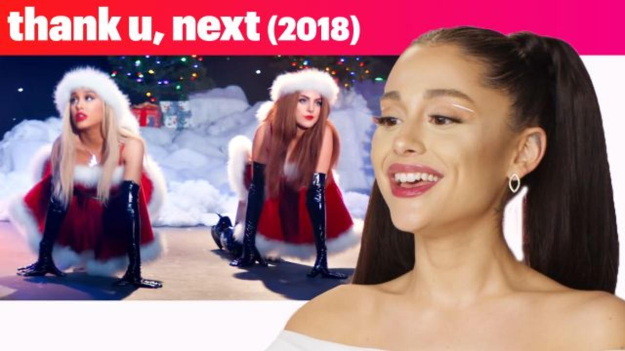 Ariana Grande Breaks Down Her Iconic Music Videos