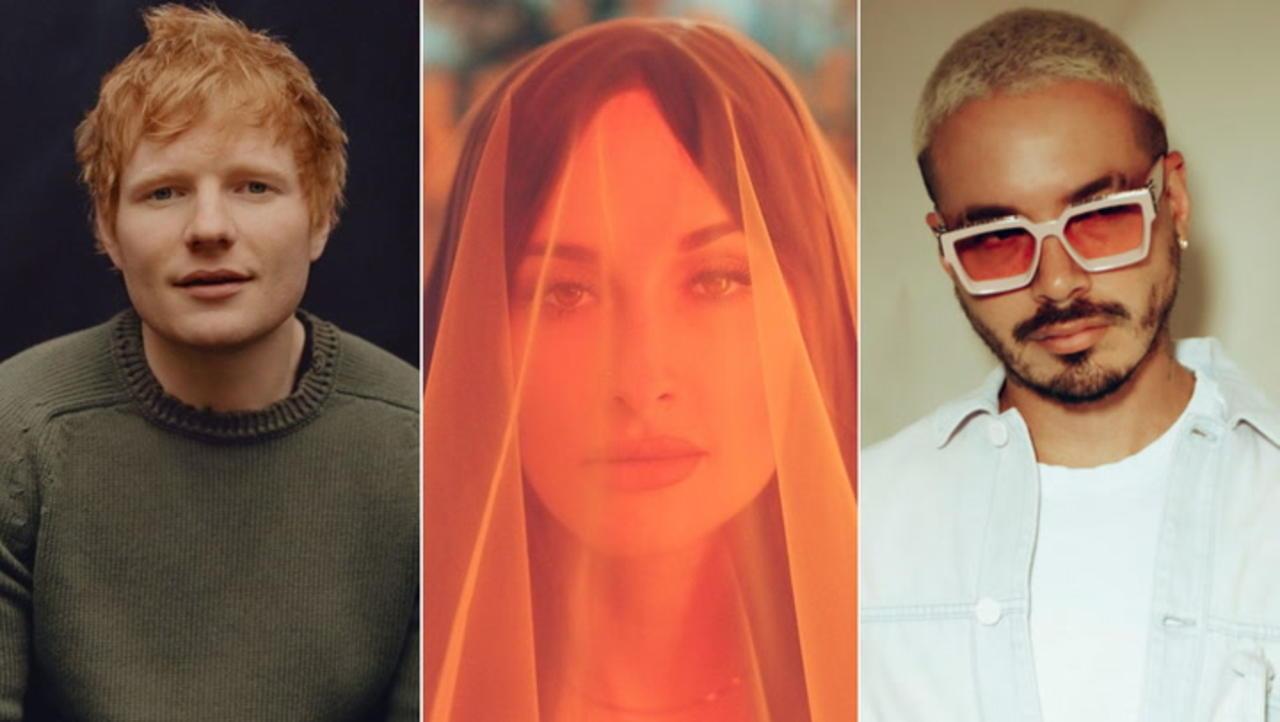 First Stream: New Music From BLACKPINK's Lisa, Ed Sheeran, Kacey Musgraves & More | Billboard News