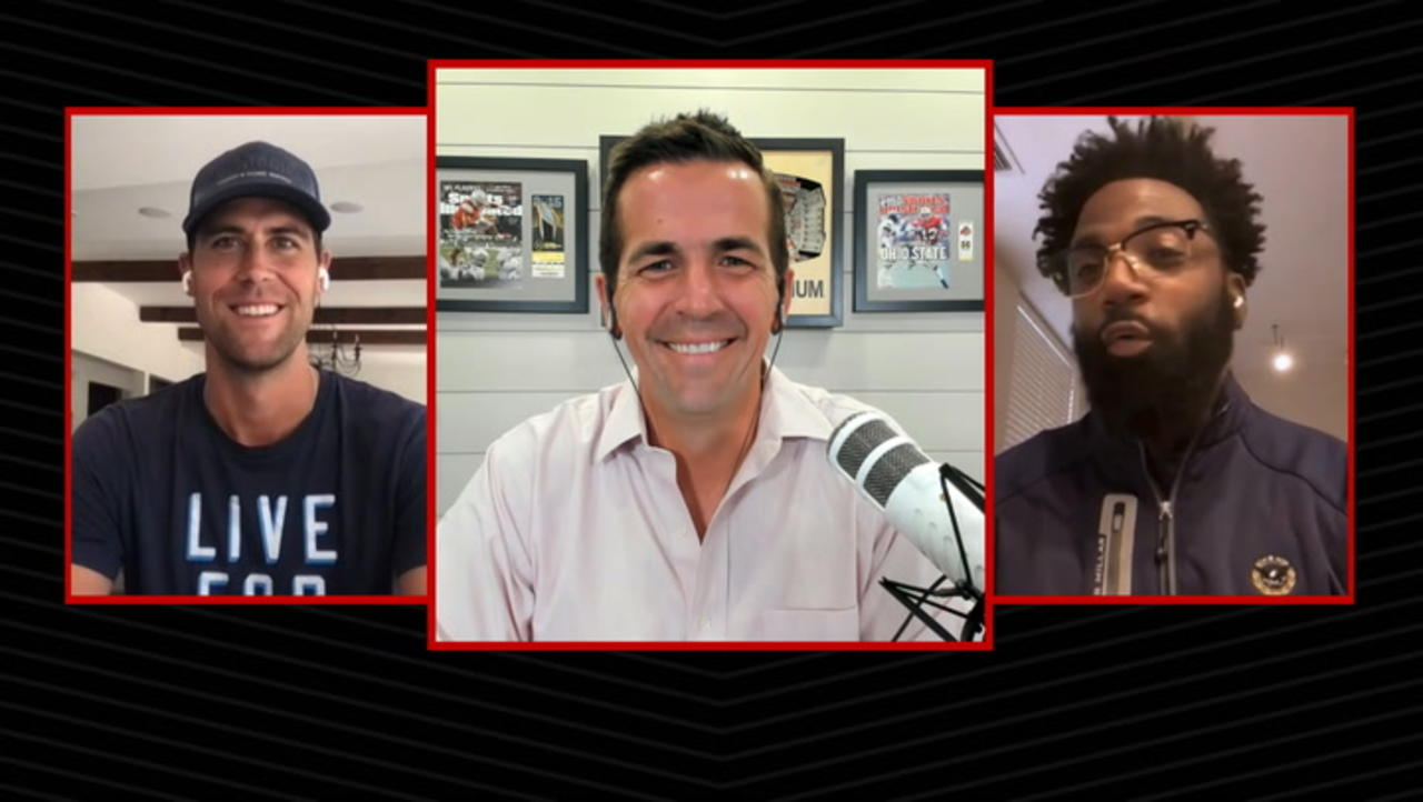 The Hurry-Up: Matt Cassel and Donte Stallworth Weigh-In on Tom Brady, the Rookie QBs and the Deshaun Watson Situation