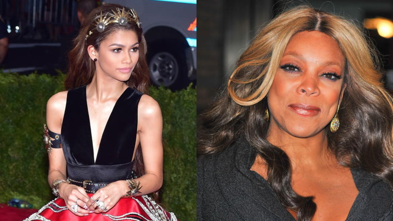 Zendaya Skipping 2021 Met Gala & Wendy Williams Cancels Show Promotion Due To Health Issues