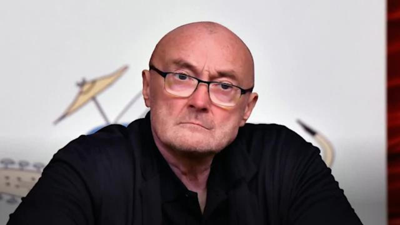 Phil Collins Announces He Can No Longer Play the Drums