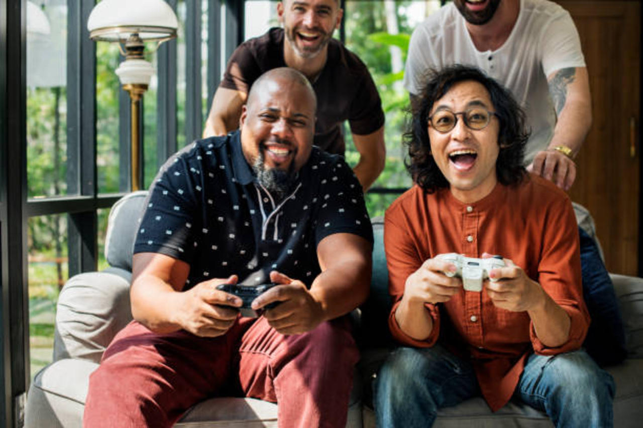 4 Surprising Stats About Gamers (National Video Games Day)