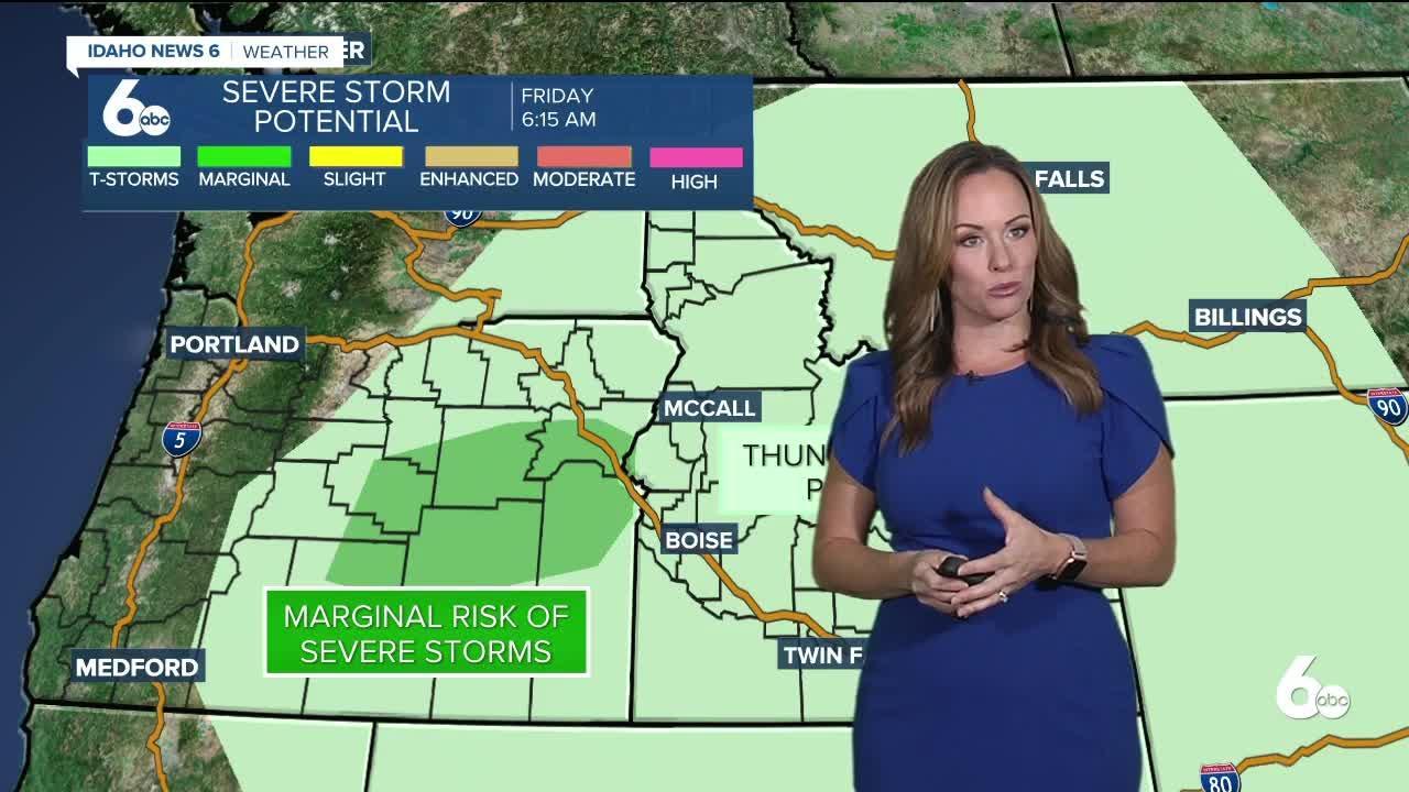 Rachel Garceau's Idaho News 6 forecast 9/10/21