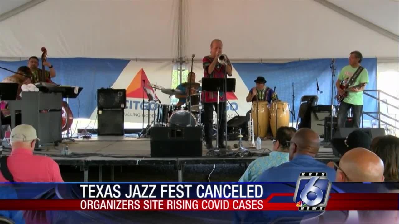 Texas Jazz Festival postponed until further notice