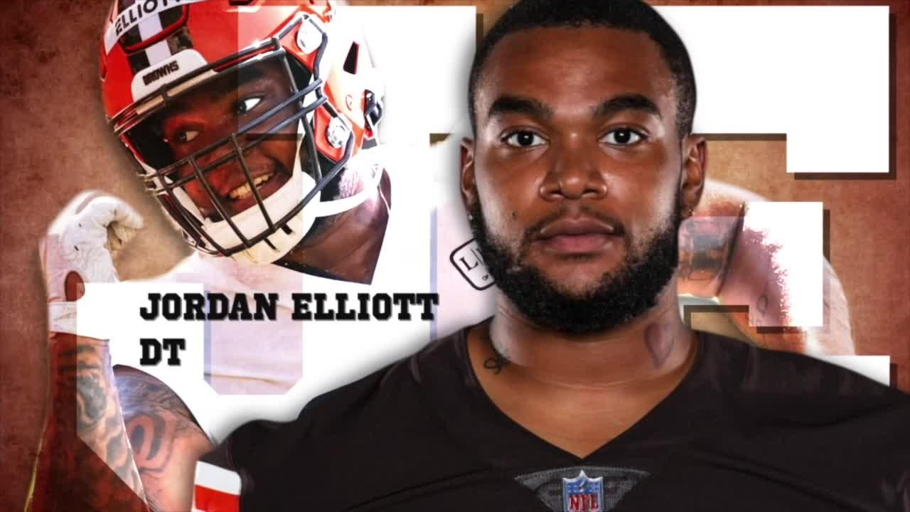 Next Man Up: Browns DT Jordan Elliott remains humble and hardworking early in his NFL journey