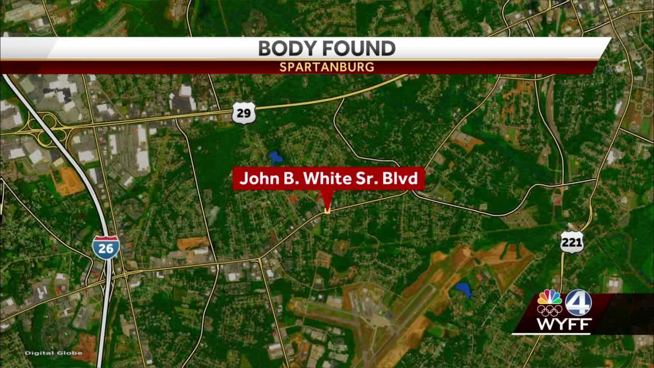 Body found at old shopping center in Spartanburg, police say