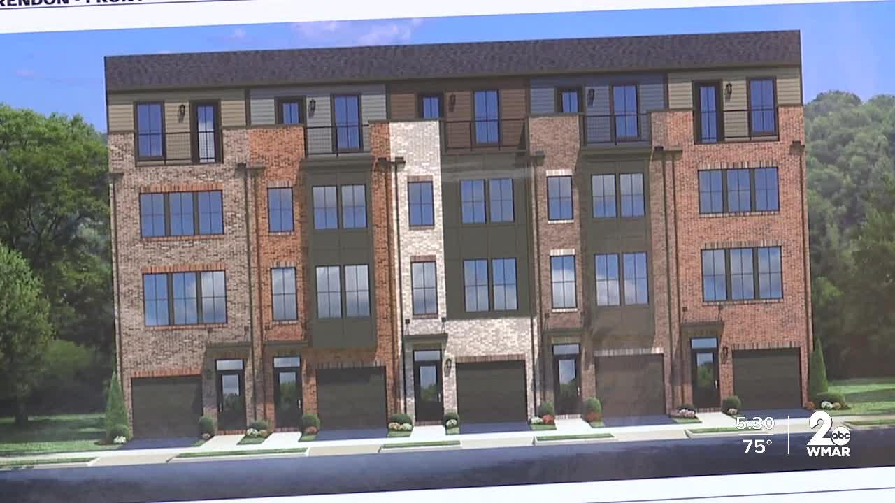 Final Phase of East Baltimore Affordable Housing Underway