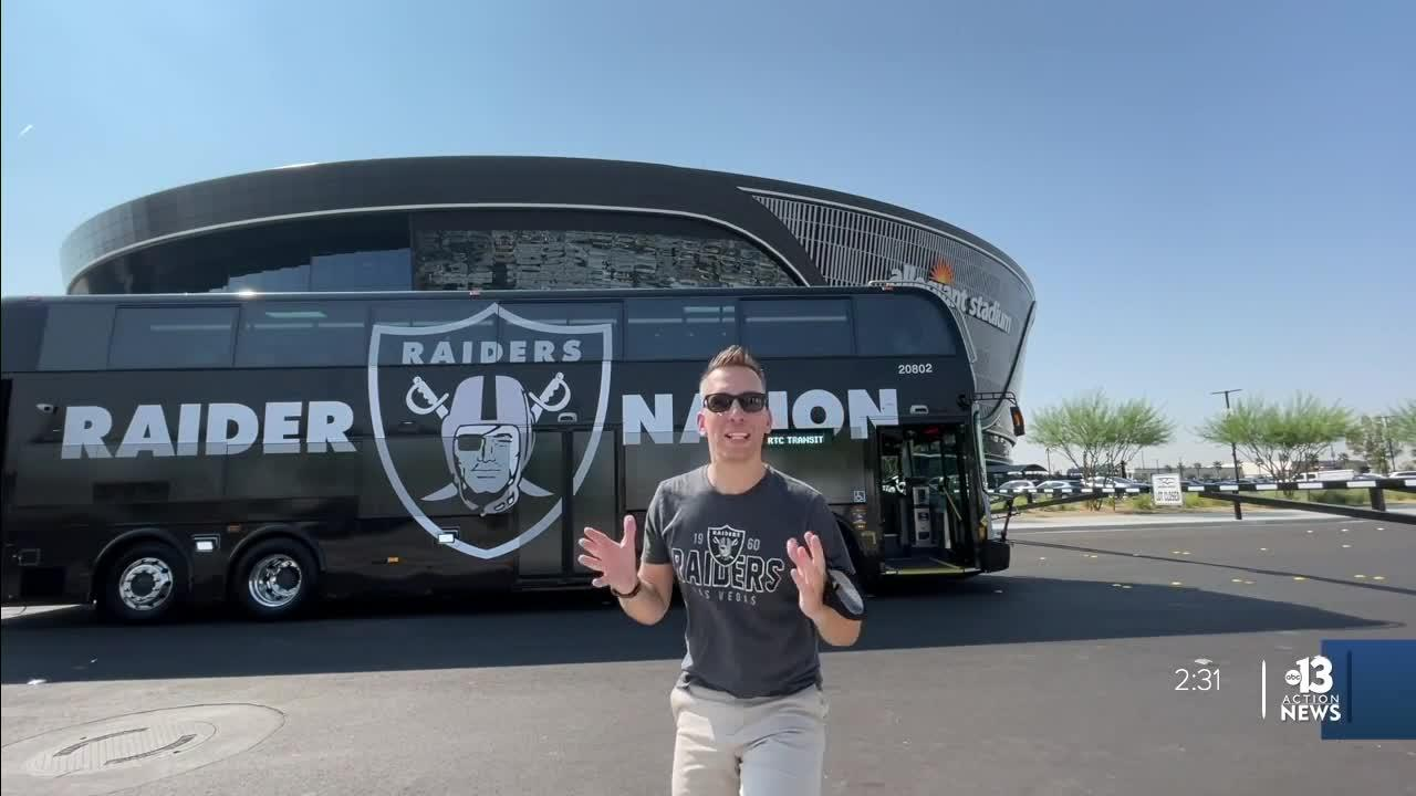Vegas Like a Local: All things Raiders and Allegiant Stadium