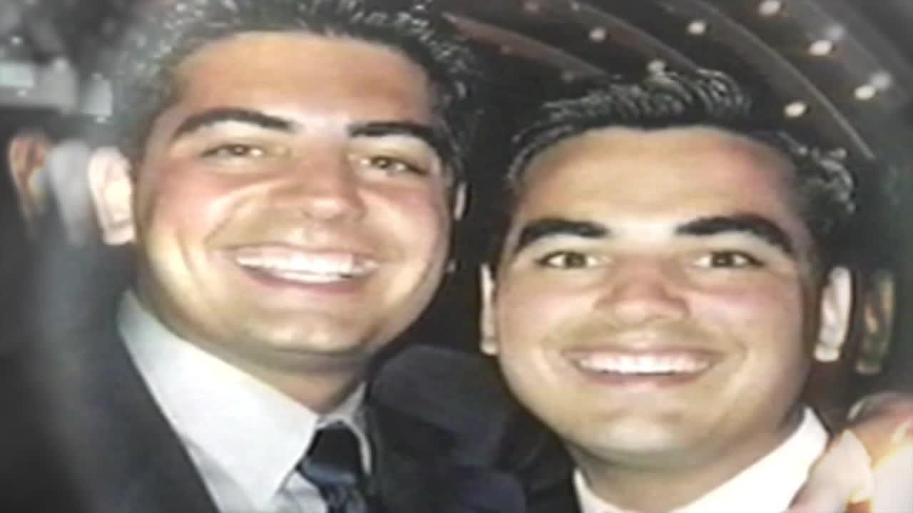 Meteorologist Steve Villanueva remembers his brother, a firefighter who died saving lives on 9/11