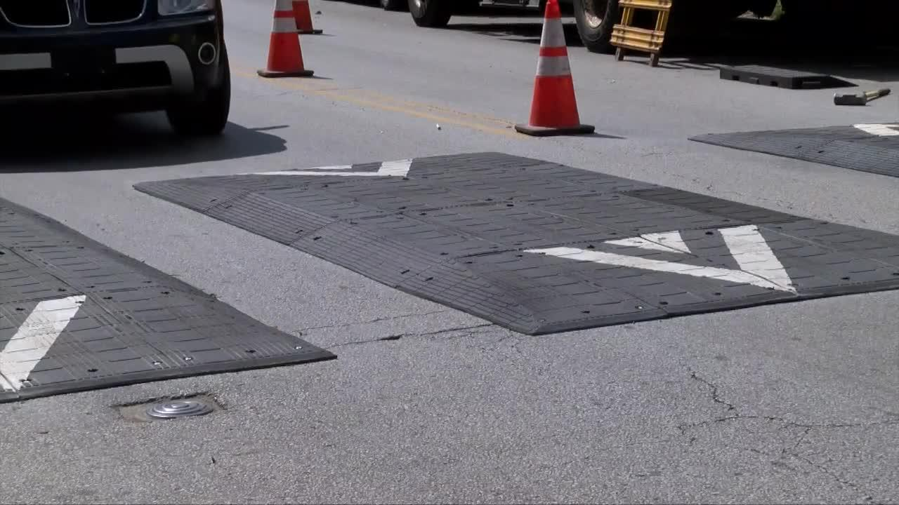 Speed cushions coming to Winton Hills to curb dangerous driving