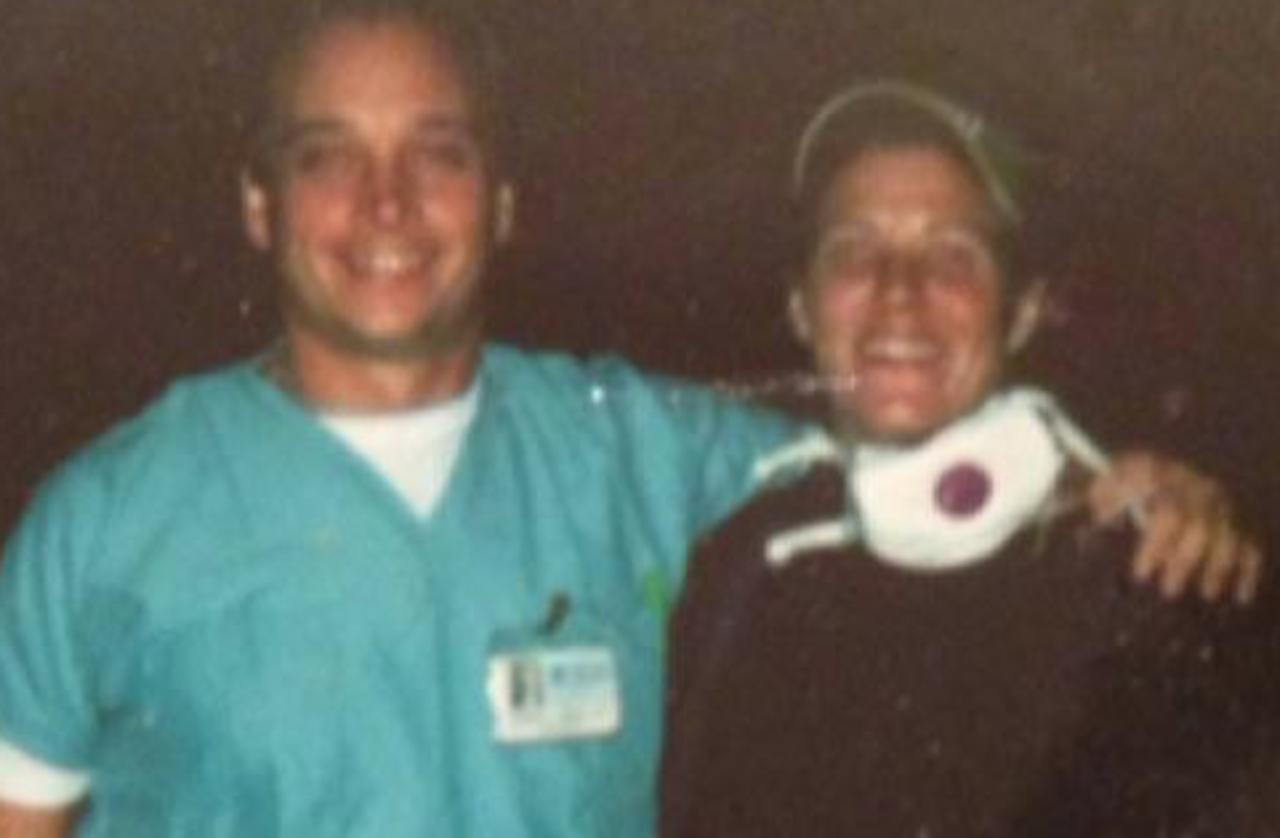 Canton woman traveled to New York, slept on park benches to help in search after 9/11