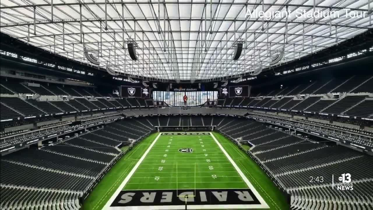Vegas Like a Local: All things Raiders and Allegiant Stadium Part 2