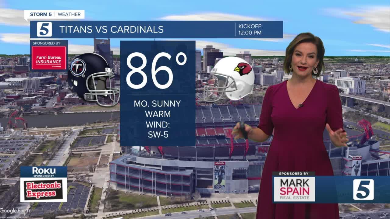 Bree's Evening Forecast: Fri., Sept. 10, 2021