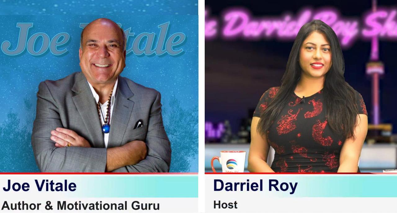 The Darriel Roy Show - Dr Joe Vitale, The Secret