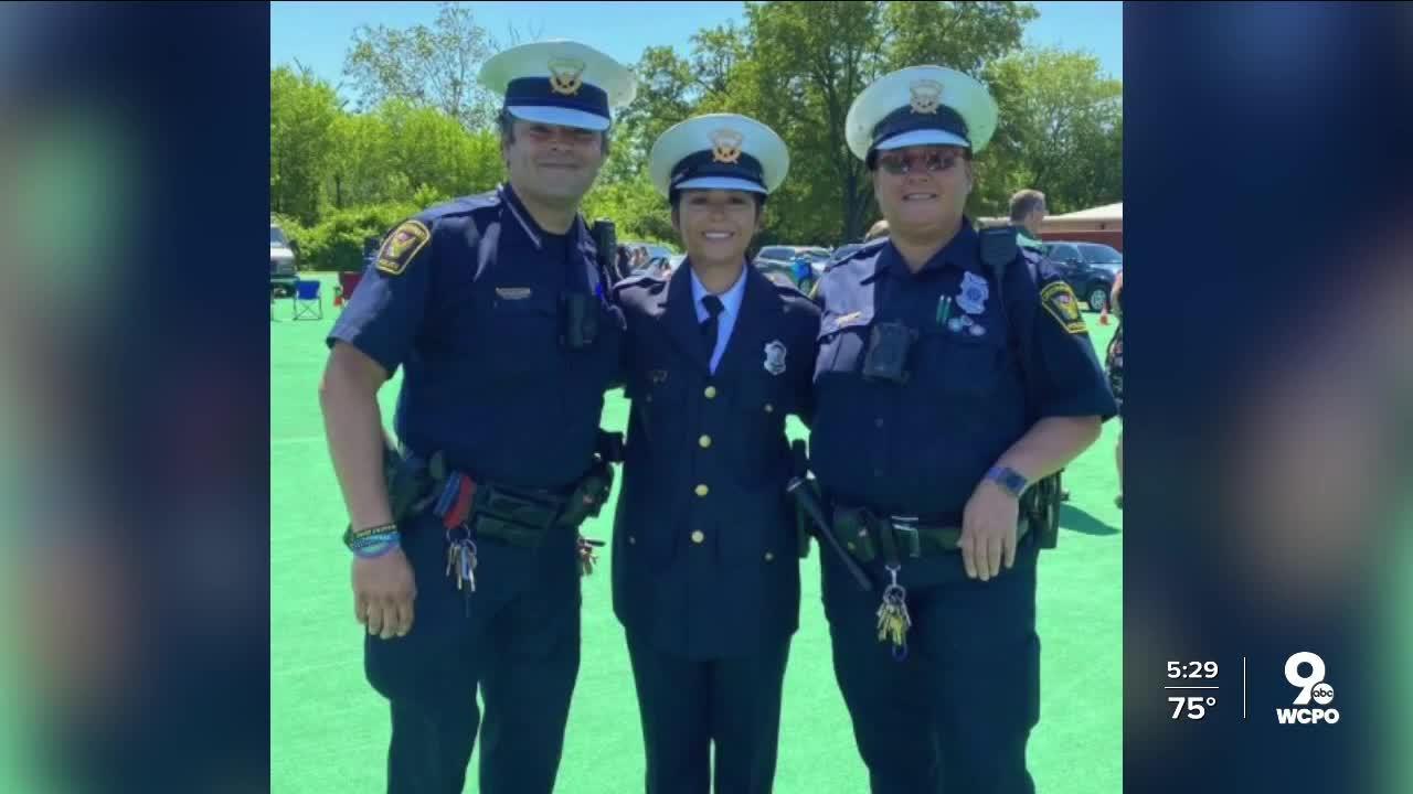Cincinnati police pledge 30 percent female officers by 2030