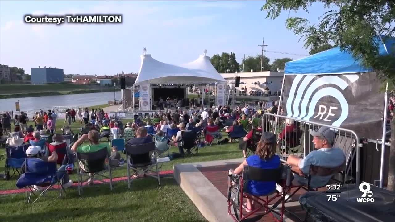 Hamilton: RiversEdge concert stage needs a roof to draw bigger crowds downtown