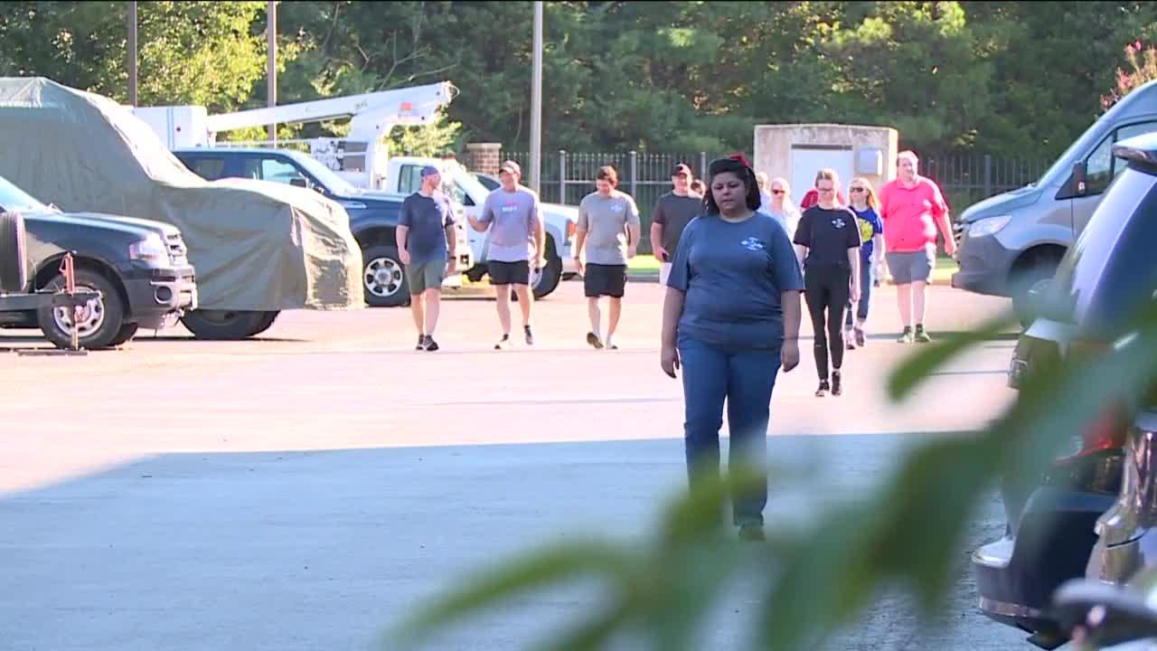 Richmond FBI agents run laps to honor lives lost on 9/11