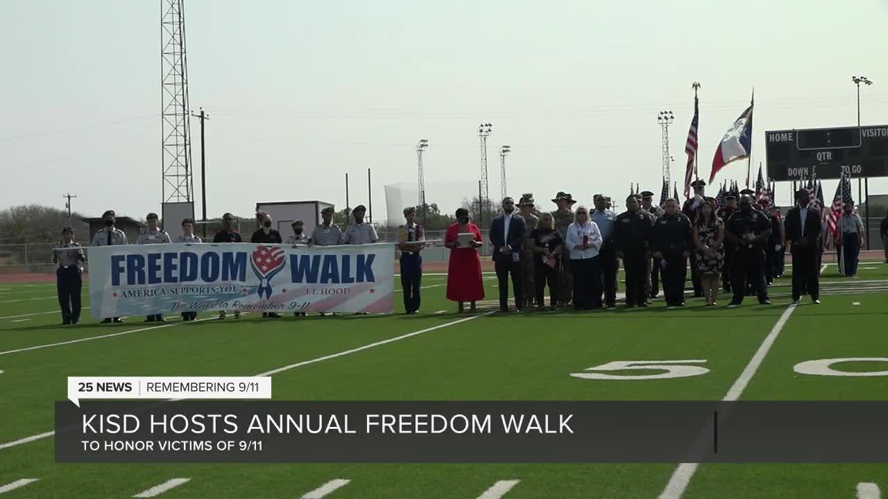 15th Annual KISD Freedom Walk