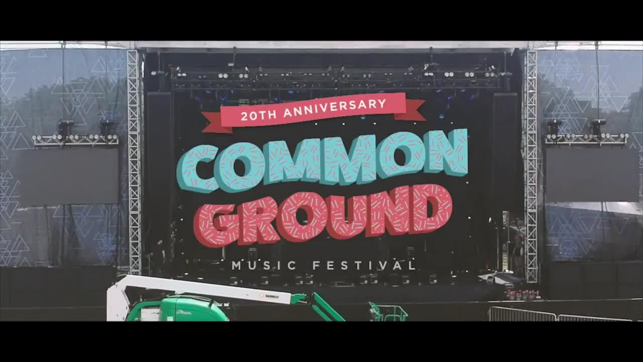 G-Eazy, Tee Grizzley, Duckwrth at Common Ground on Saturday