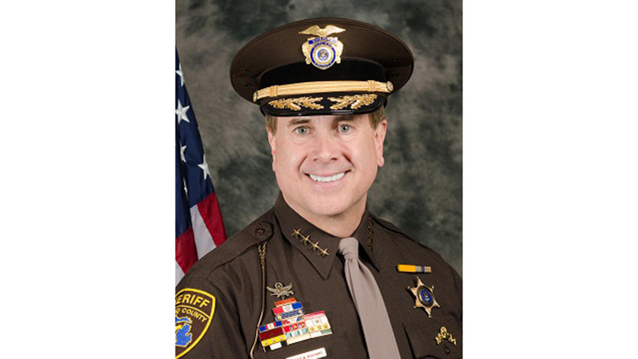 Sheriff Bouchard remembers responding to the 9/11 attacks
