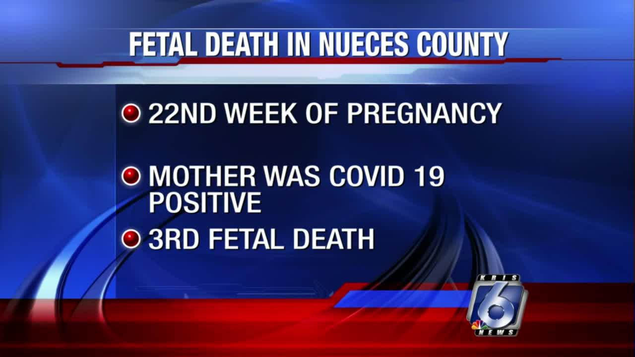 Another local fetal death blamed on COVID-19