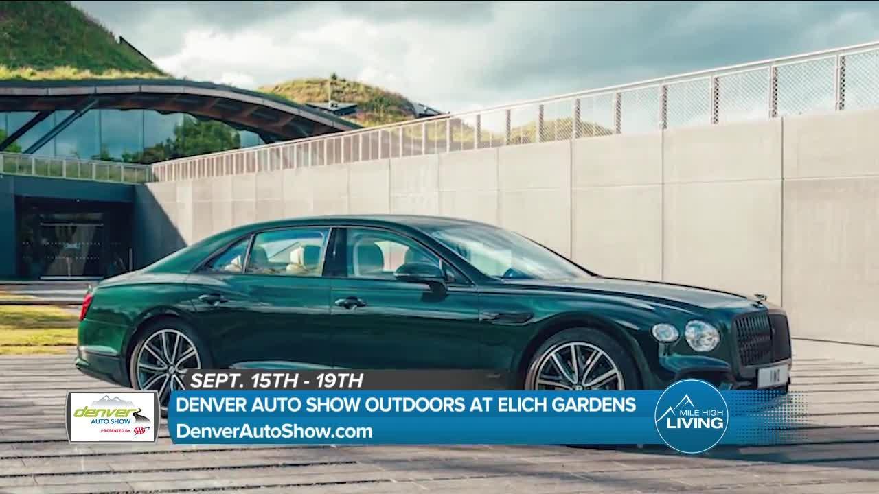 Win A Family 4 Pack! // Denver Auto Show
