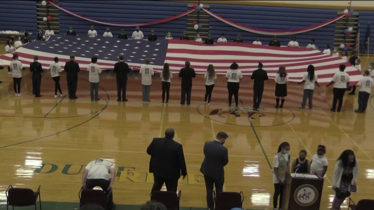 Cumberland County schools tribute honors 9/11 victims