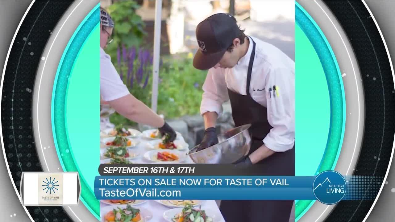 Taste Of Vail // Tickets On Sale!