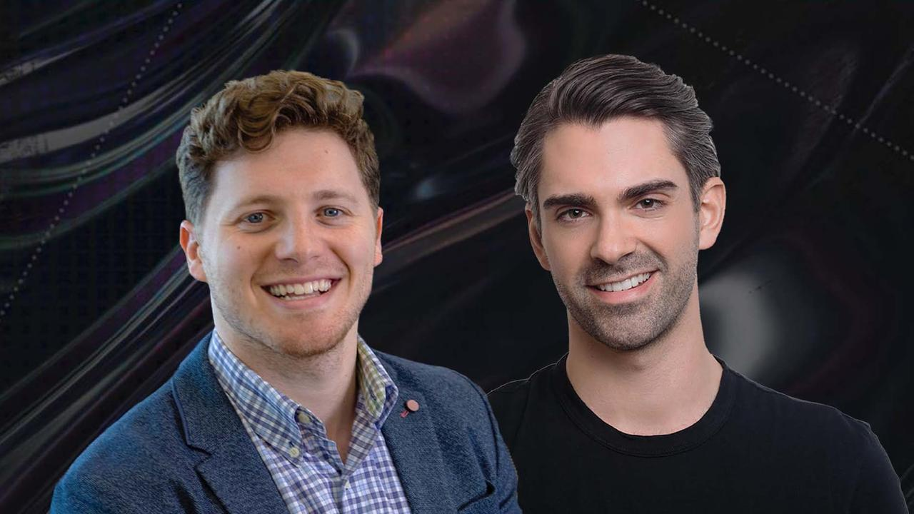 These Two Entrepreneurs Raised $50 Million to Build the Future of NFTs and the Metaverse