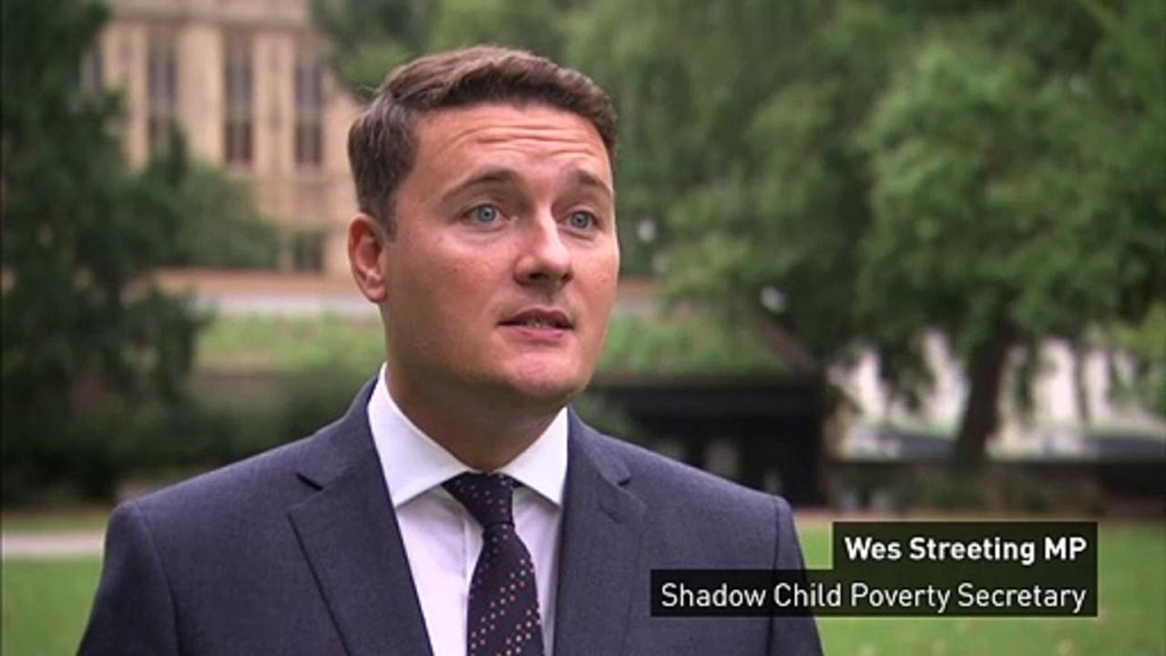 Labour: 'Cancel the cut' on universal credit