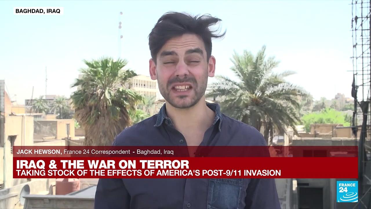 Iraq & the war on terror: Taking stock of the effects of America's post-9/11 invasion