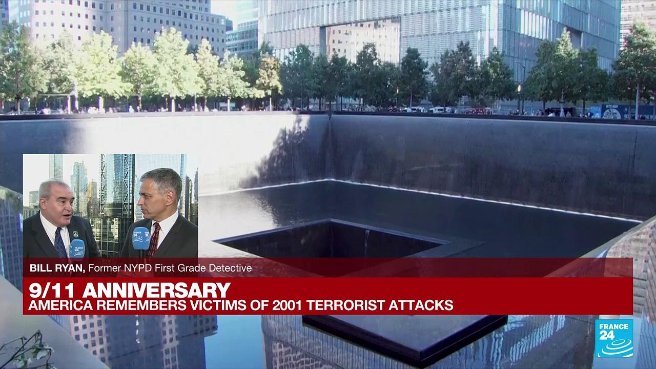 9/11 anniversary: 'Our country lost its innocence about terrorism'