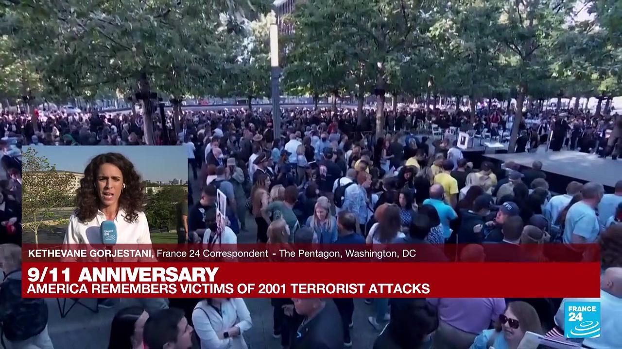 9/11 anniversary: Pentagon hosting ceremony to remember victims