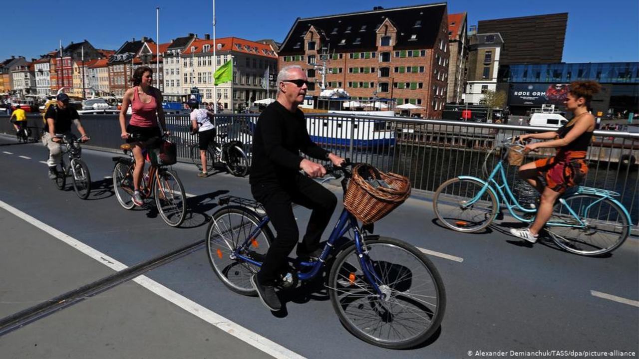 Maskless and lockdown-free in Denmark