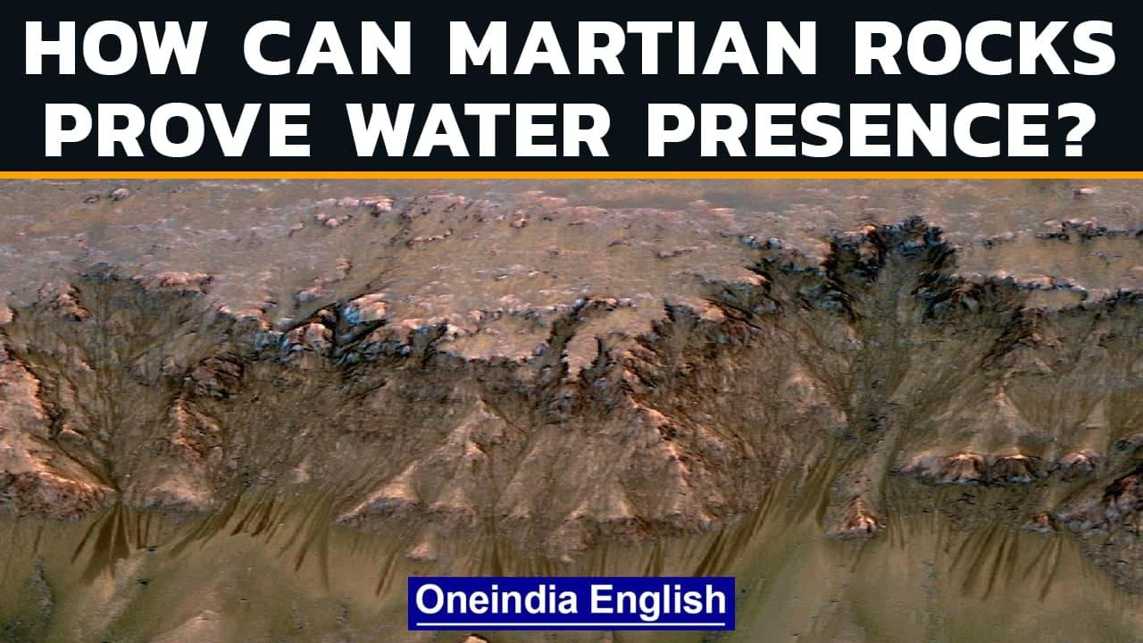 NASA's Perseverance rover collects 2 Mars rock samples | Water presence in Mars | Oneindia News