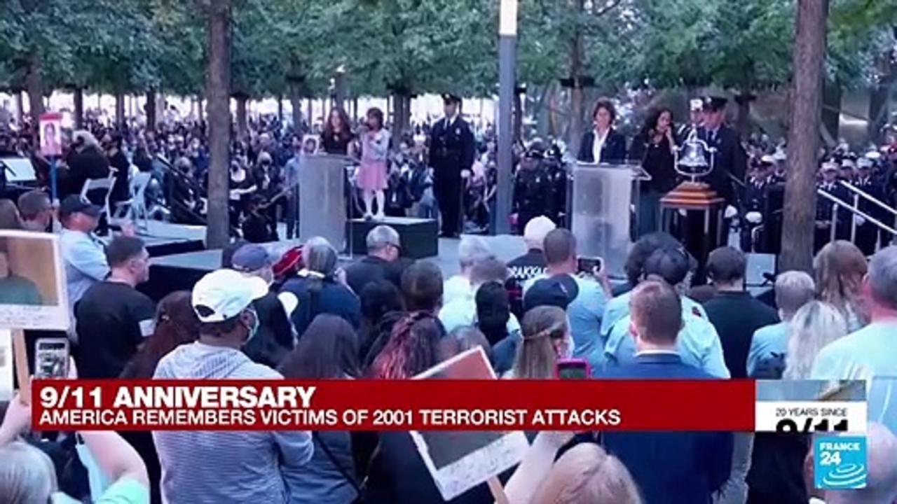 9/11 anniversary: America remembers victims of United Flight 93