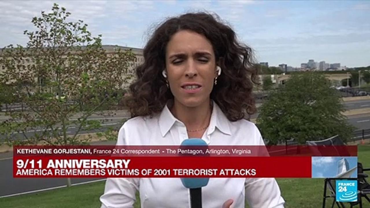 9/11 anniversary: Defense secretary remembers 'teammates' fallen for 'freedom'