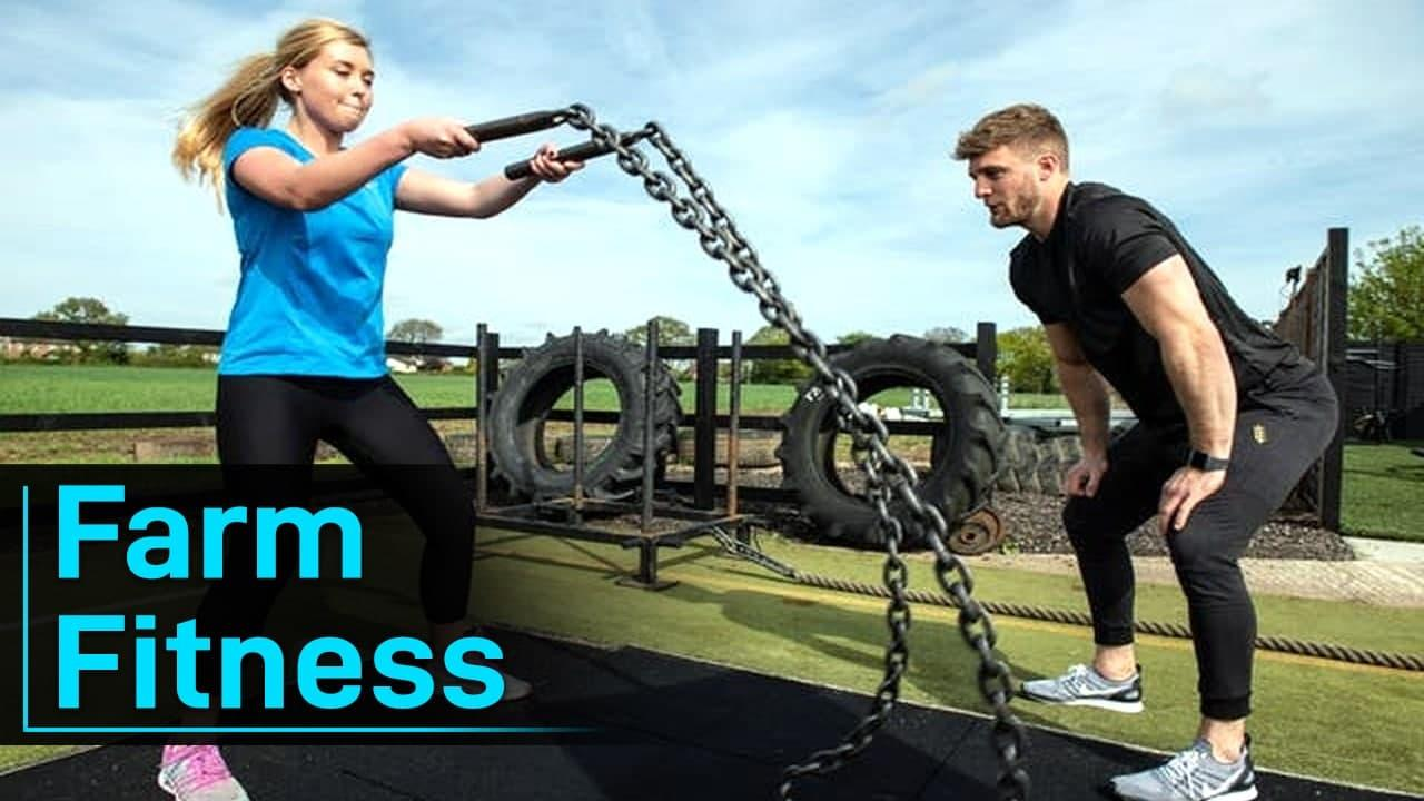 Farm Fitness Workout with Tires and Hay | Strength and Fitness Exercises | Oneindia News