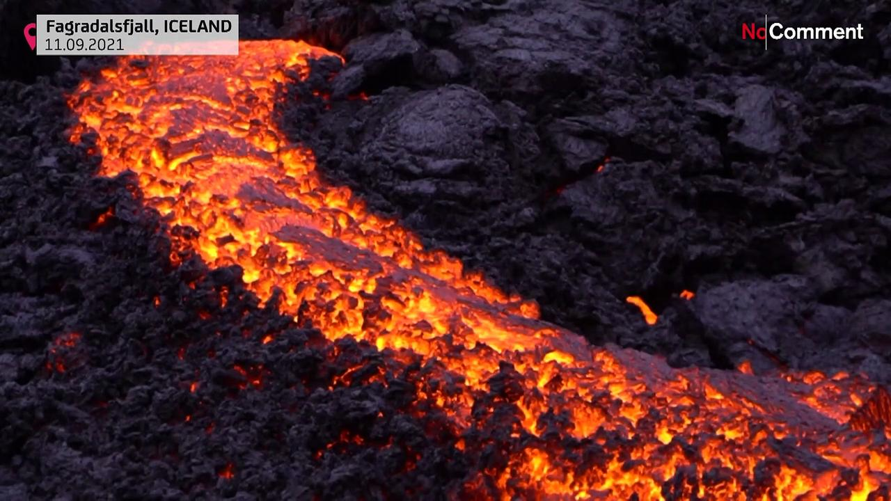 The volcano on Fagradalsfjall is still Iceland's hottest attraction