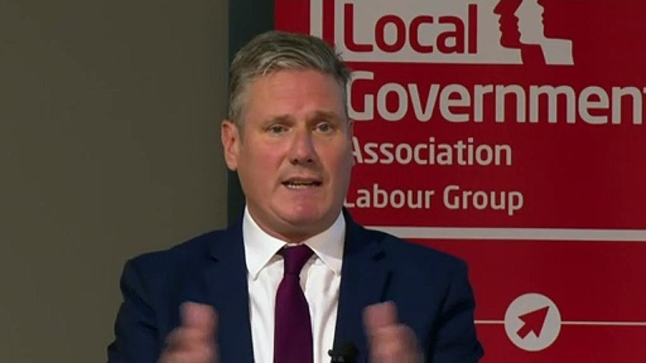 Starmer labels government's social care plan a 'mess'